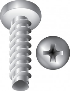 Trilobular screw